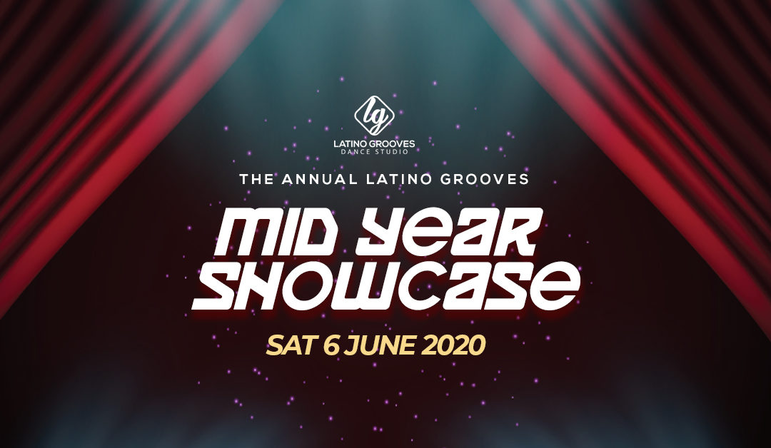 Latino Grooves Mid Year Showcase