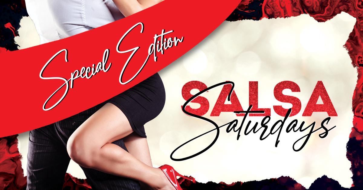 Salsa Saturdays goes to La Boca